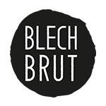 Blech Brut logo